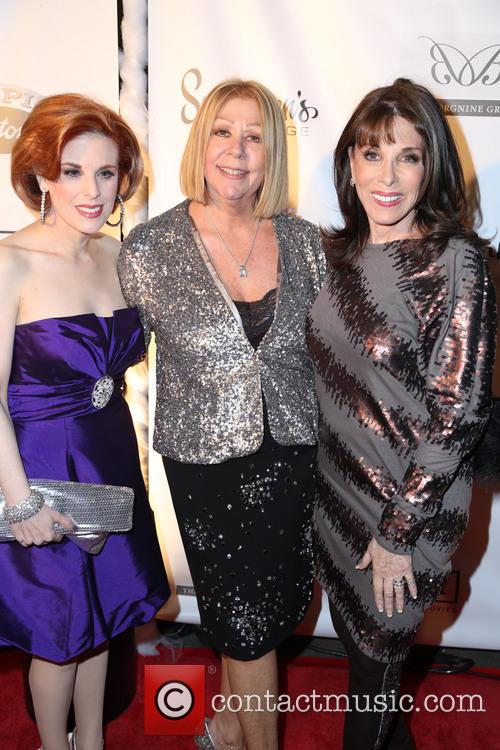 Kat Kramer, Nancee Borgnine and Kate Linder 2