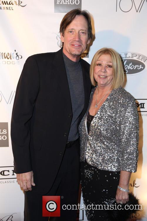 Kevin Sorbo and Nancee Borgnine 1