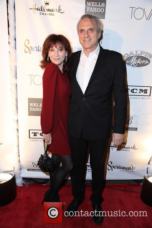 Marilu Henner and Michael Brown 2