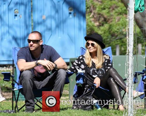 Heidi Klum and Martin Kristen 9