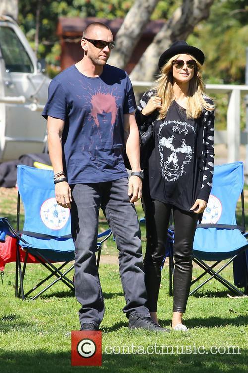Heidi Klum and Martin Kristen 8