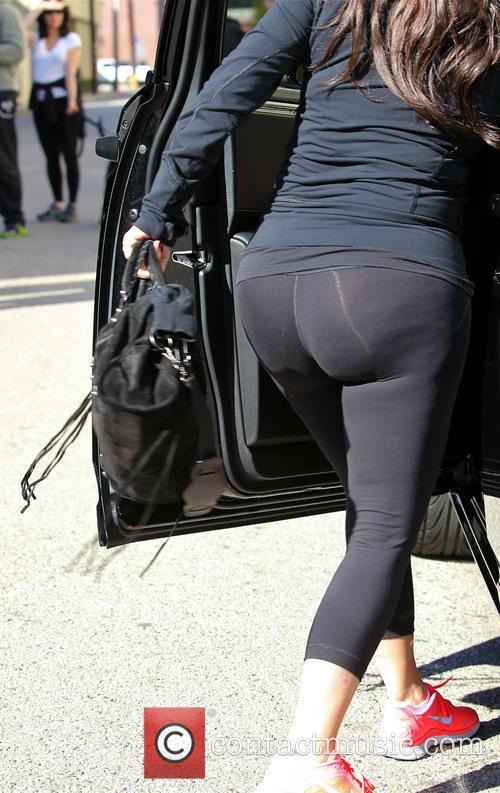 kim kardashian kim kardashian leaves the gym 3527254