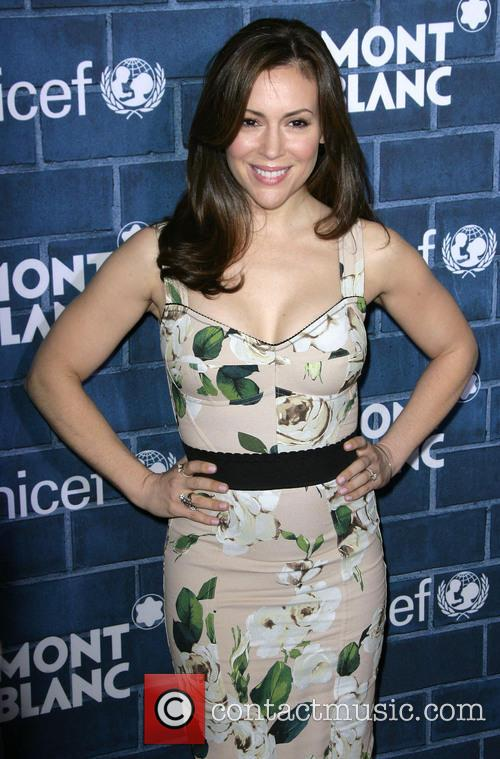 alyssa milano montblanc and unicef pre oscars charity 3526776