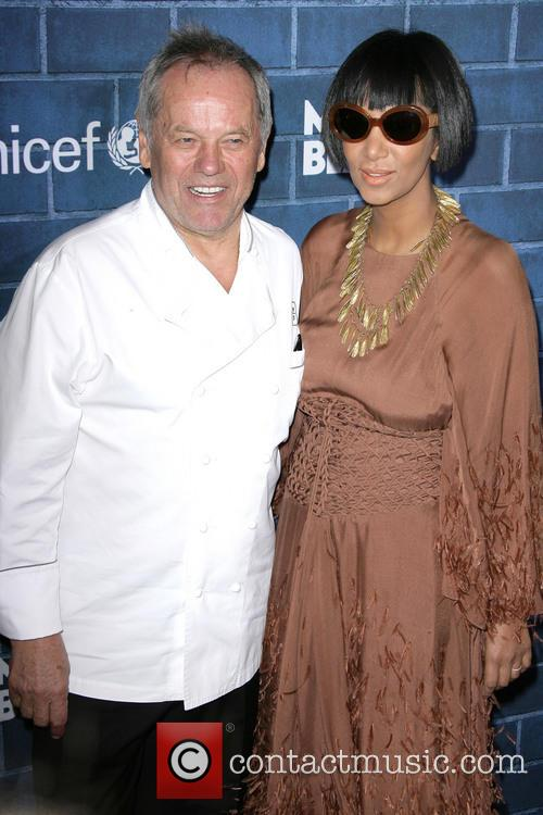 wolfgang puck gelila assefa montblanc and unicef pre oscars 3526800