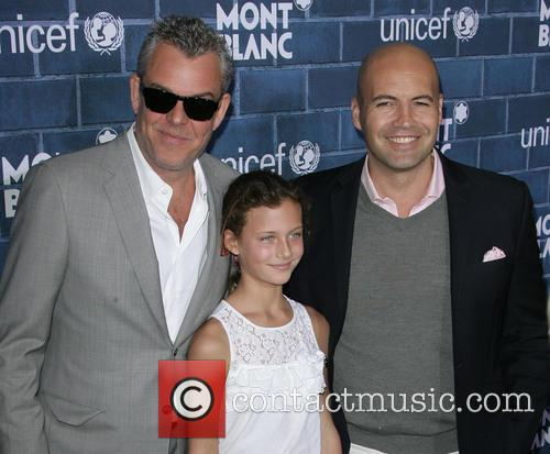 Danny Huston and Billy Zane 3