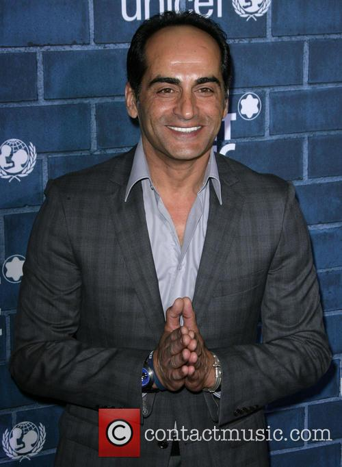navid negahban montblanc and unicef celebrate the 3525611