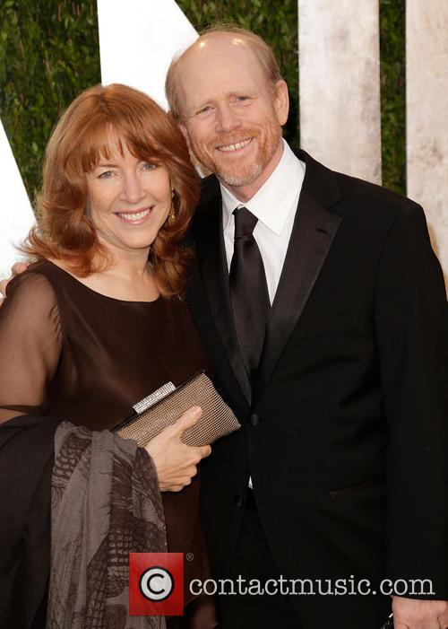 Cheryl Howard and Ron Howard 1