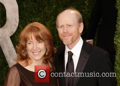 Cheryl Howard and Ron Howard 3