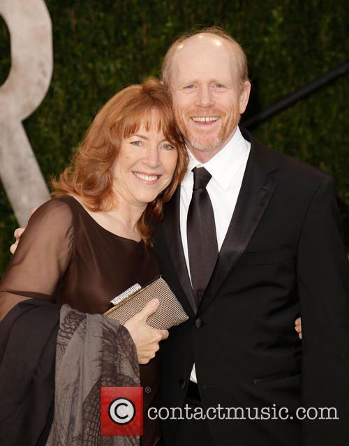 Cheryl Howard and Ron Howard 4