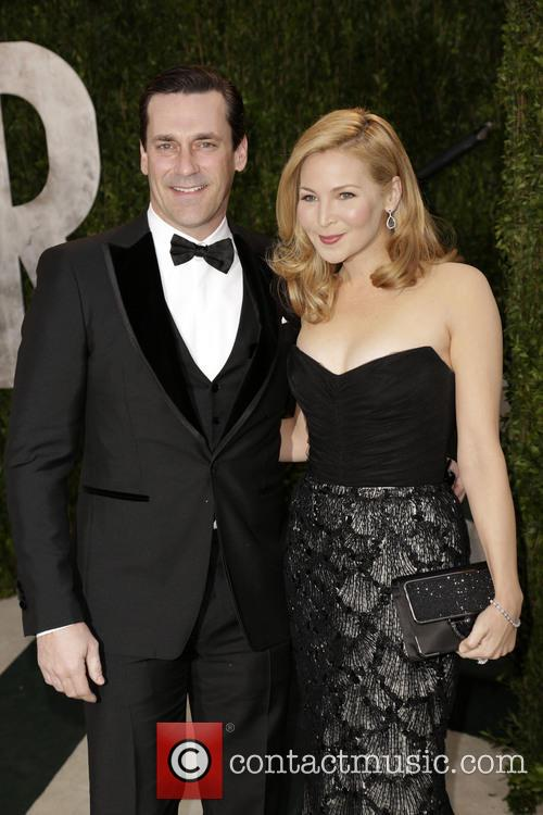 Jon Hamm and Jennifer Westfeldt 3