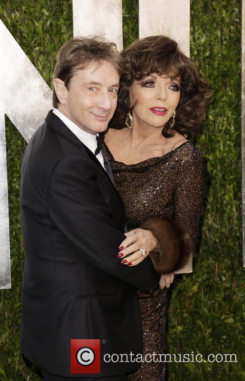 Martin Short and Joan Collins 2