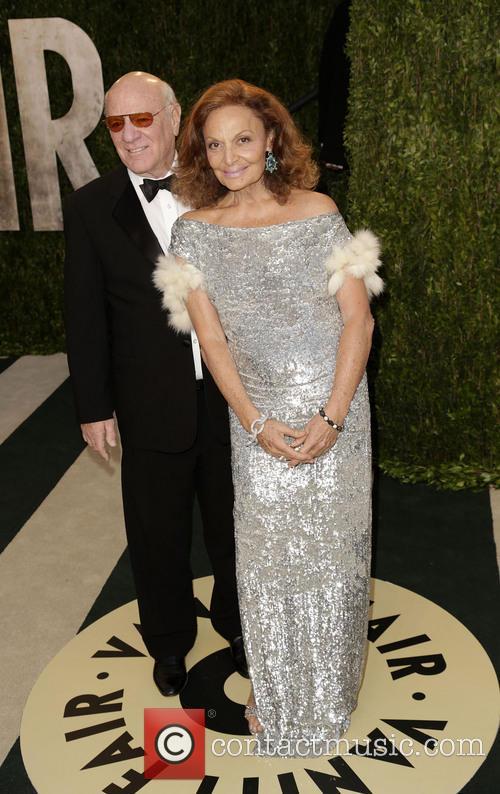 Barry Diller and Diane Von Furstenberg 7