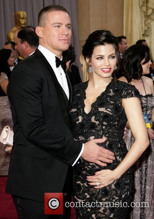 Channing Tatum and Jenna Dewan-tatum 7