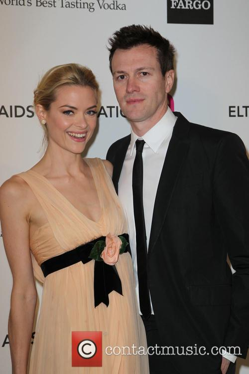 Jaime King and Kyle Newman 2