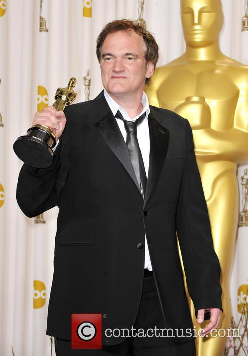 Quentin Tarantino at the Oscars