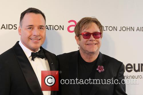 Sir Elton John and David Furnish 4