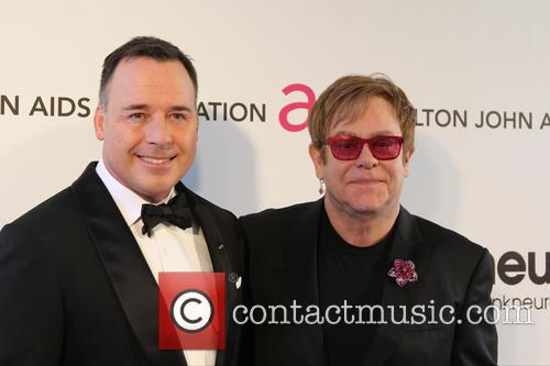Sir Elton John and David Furnish 7