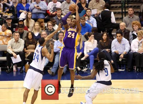 L.A. Lakers at the Dallas Mavericks