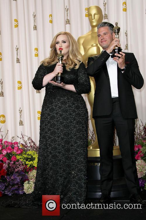 Adele and Paul Epworth 2