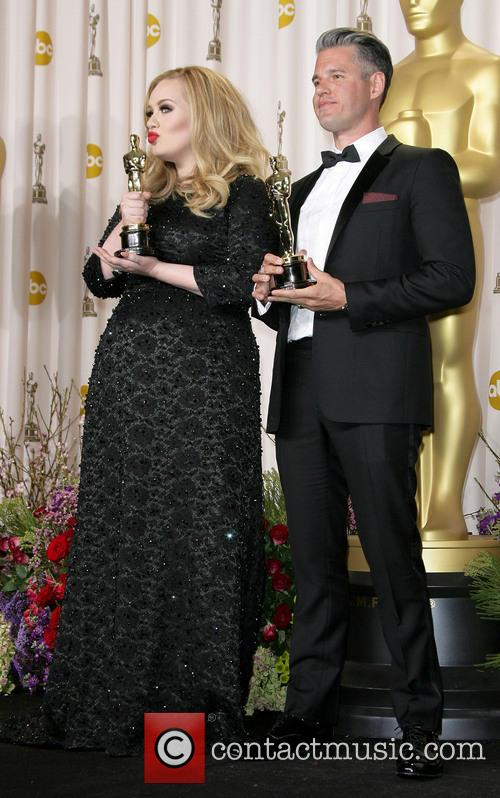 Adele and Paul Epworth 3