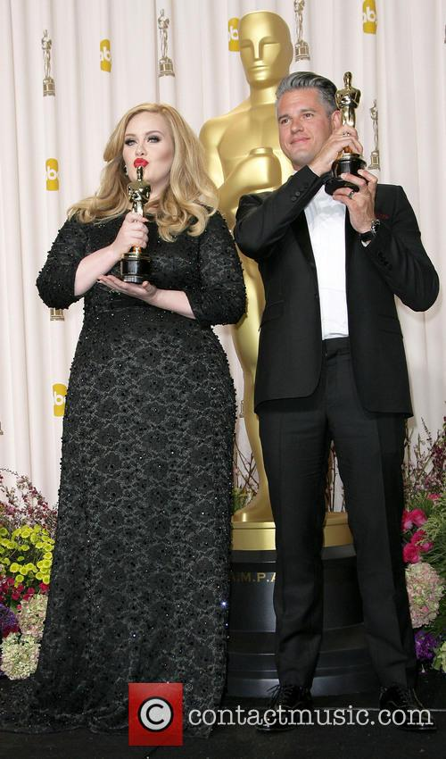 Adele and Paul Epworth 4