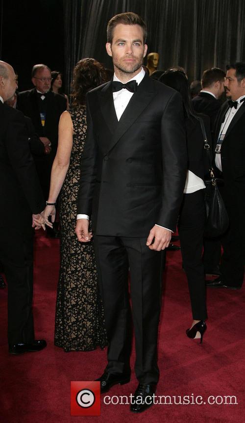 Chris Pine, Oscars