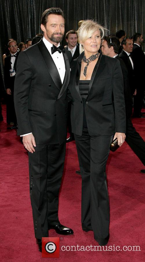 Hugh Jackman and Deborra-lee Furness 2