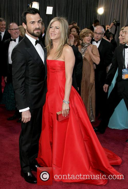 justin theroux jennifer aniston oscars red carpet arrivals 3522215