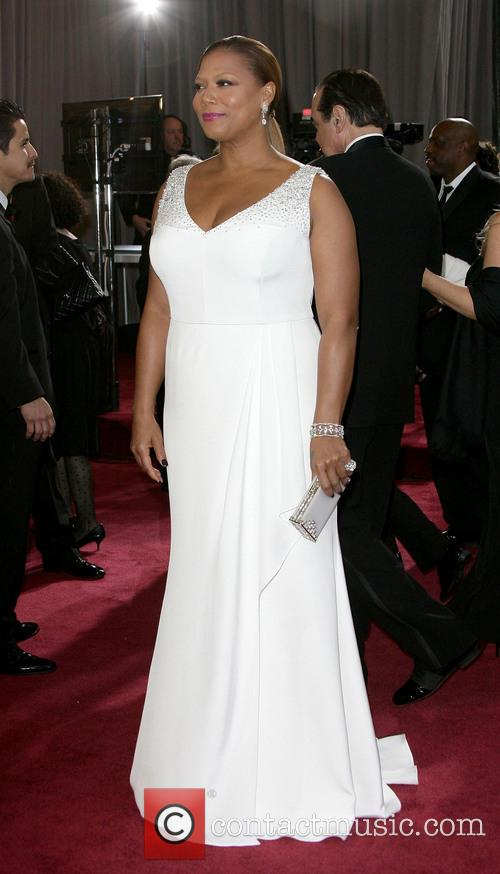 queen latifah oscars red carpet arrivals 3527130