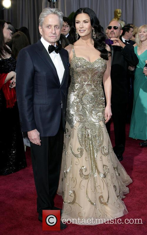 Michael Douglas and Catherine Zeta-jones 1