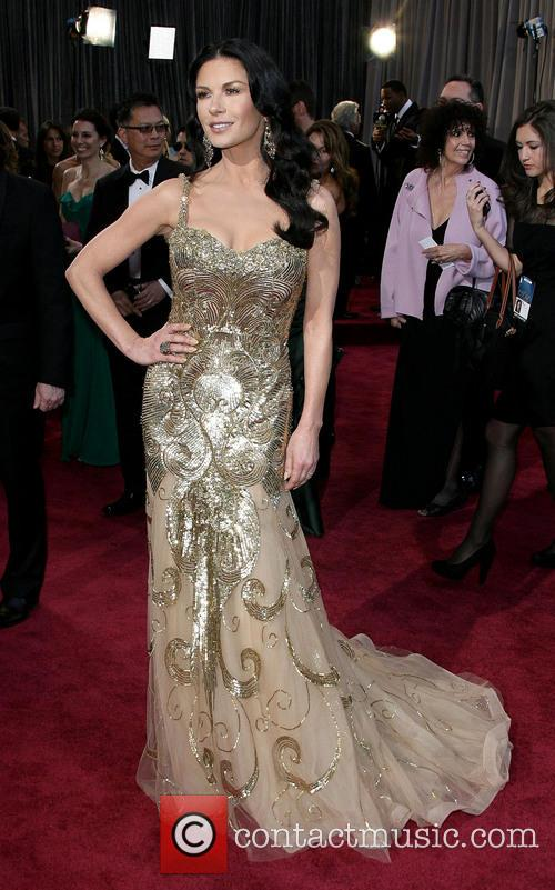 Oscars Red Carpet Arrivals 3