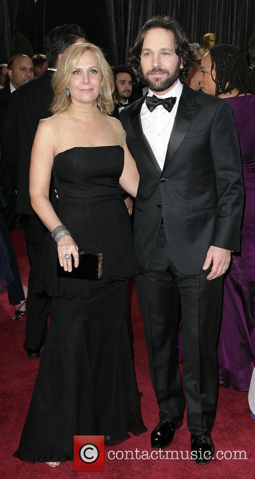 Paul Rudd and Julie Yaeger 2