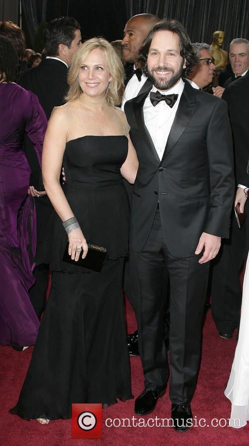 Paul Rudd and Julie Yaeger 1