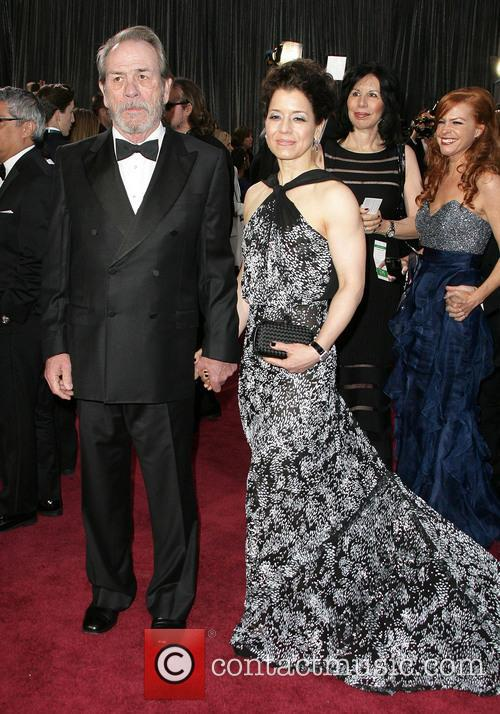 Tommy Lee Jones and Dawn Laurel-jones 3