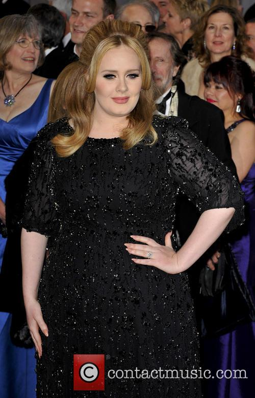 adele adkins the 85th annual oscars at 3526344