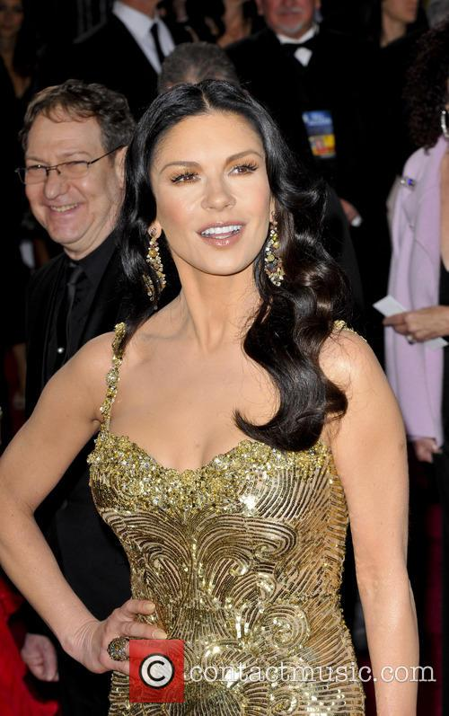 Catherine Zeta-Jones, Oscars