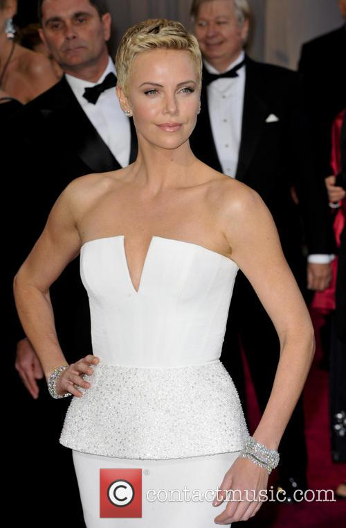 charlize theron the 85th annual oscars at 3526409