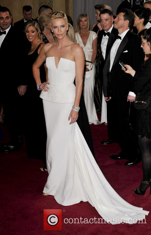 charlize theron the 85th annual oscars at 3526509
