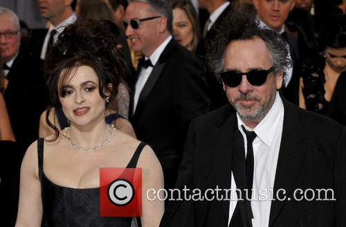 Helena Bonham Carter and Tim Burton 1