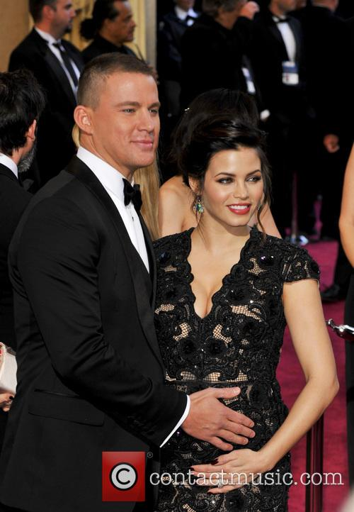 Jenna Dewan-tatum and Channing Tatum 2