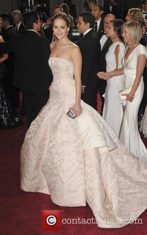 jennifer lawrence the 85th annual oscars at 3526550