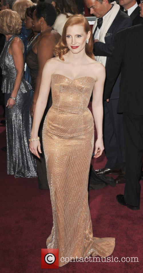 Jessica Chastain, Oscars