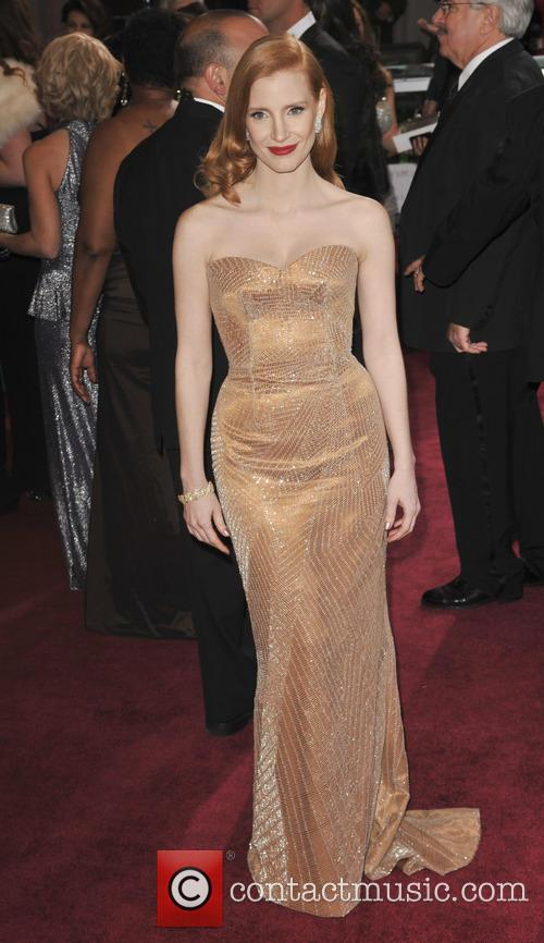 Jessica Chastain, Oscars