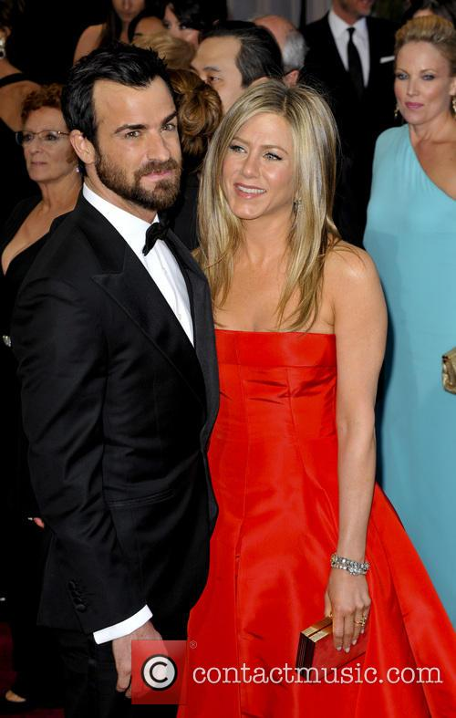 Justin Theroux and Jennifer Aniston 5