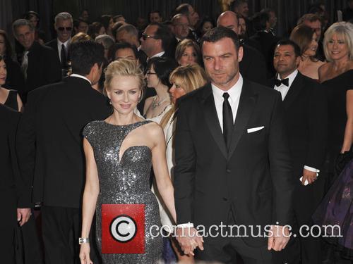 Liev Schreiber and Naomi Watts 3