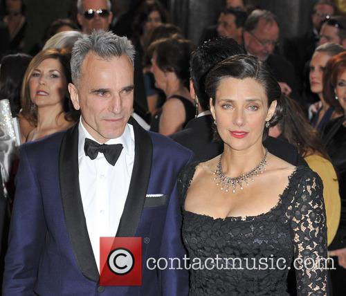 Rebecca Miller and Daniel Day-lewis 8