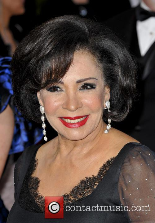 Shirley Bassey Attends The Oscars