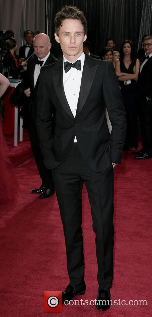 Eddie Redmayne, Oscars