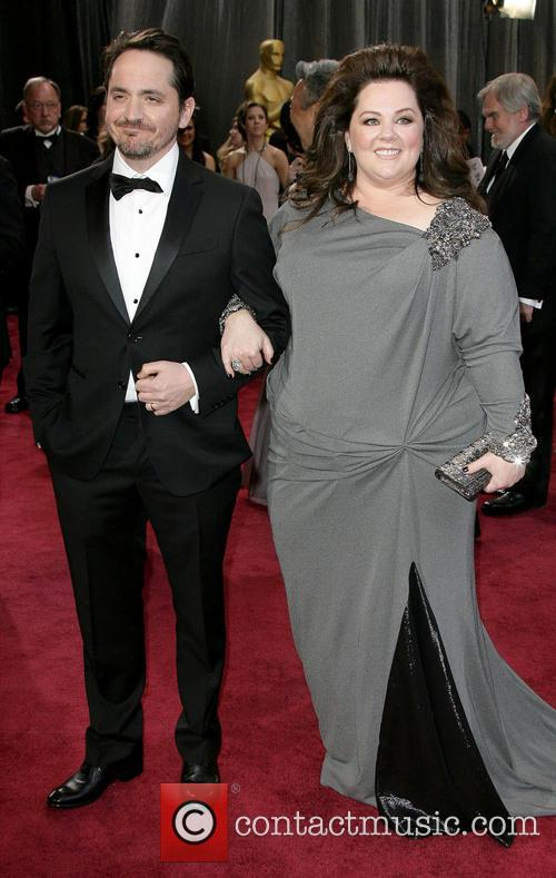 Ben Falcone and Melissa Mccarthy 1