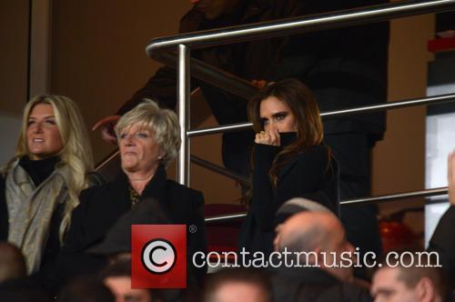 Victoria Beckham, Sandra Beckham and Joanne Beckham 6